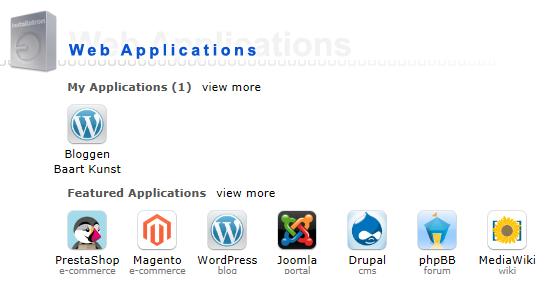 hoe moet je wordpress installeren