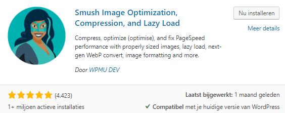 Smush Image Optimization tips SEO