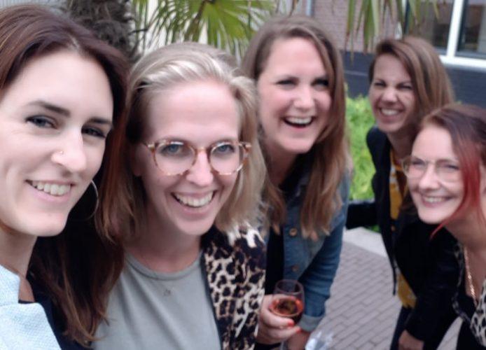 waarom je niet zonder blogcollega's kan